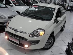 Fiat Punto 1.6 16v Essence 2015 Completo + Rodas Novíssimo