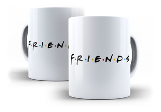Caneca Friends Séries Seriados