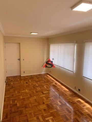 Apartamento Com 2 Dormitórios Para Alugar, 75 M² Por R$ 3.400,00/mês - Jardim Paulista - Campinas/sp - Ap43796