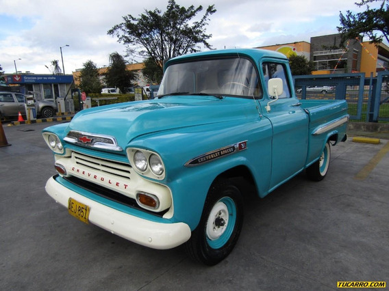 Chevrolet Apache Freesnel