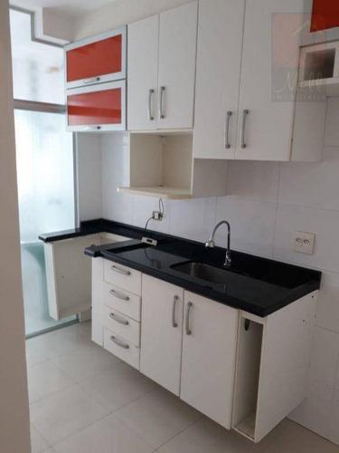 Imagem 1 de 30 de Jaguaré - Vendo Lindo Apartamento Todo Reformado - Ap1156