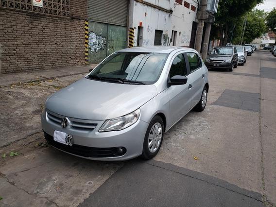 Volkswagen Gol Trend Gnc 5ta Financio
