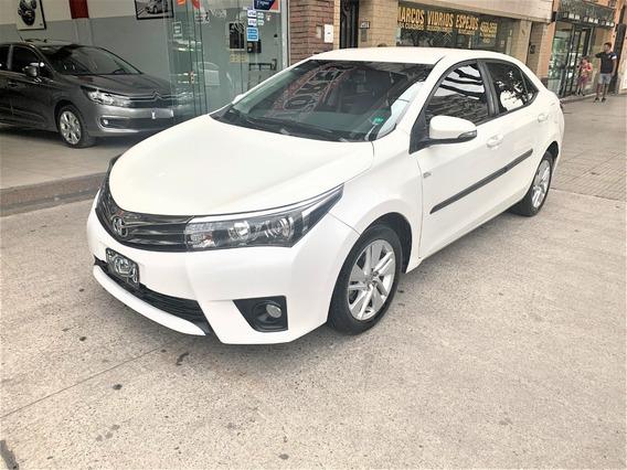 Toyota Corolla Xei Pack Cvt 2016 Carps