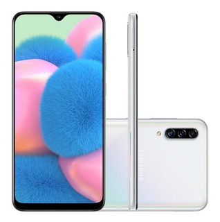 Celular Samsung Galaxy A30s Dual 6.4 64gb Tv Digital Branco