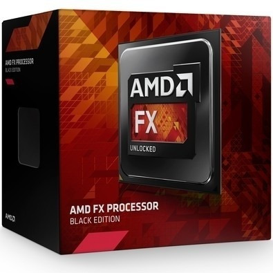 Processador Amd Fx-8350 Vishera, Cache 8mb, 4.0ghz 4.2ghz