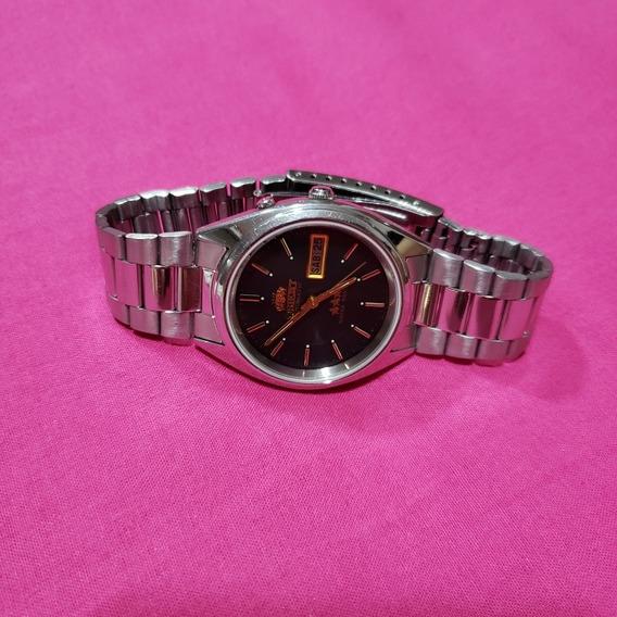 Relógio Orient Automático 3 Estrelas Seminovo