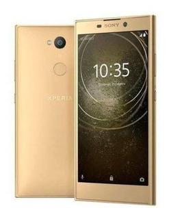 Celular Sony Xperia L2 H3321 32 Dourado Gb