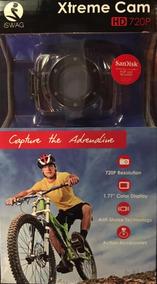 Cámara Tipo Gopro Xtreme Cam Hd 720p
