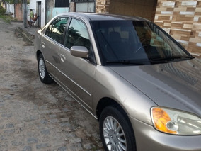 Honda Civic 1.7 Lx 4p 2003