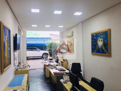 Sobrado Com 4 Dormitórios Para Alugar, 286 M² Por R$ 10.000,00/mês - Vila Moinho Velho - São Paulo/sp - So4486