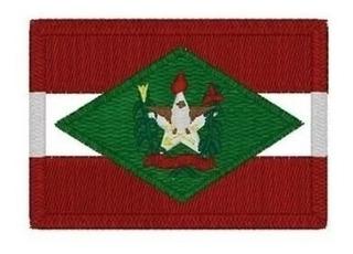 Bordado Termocolante Bandeiras Do Mundo - Diversos