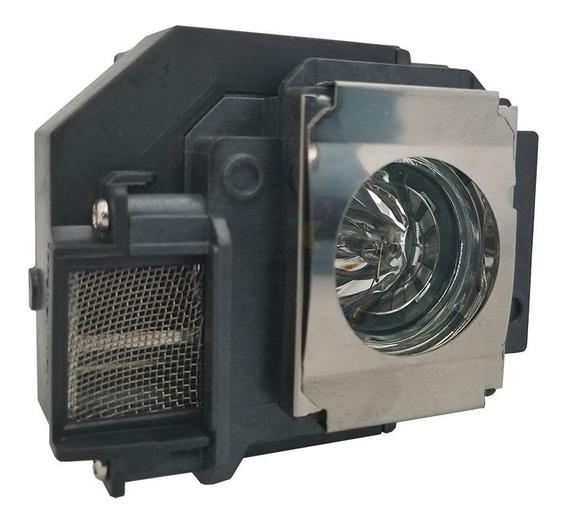 Lampada Para Projetor Epson Elplp58 V13h0l58 S9 S10 S10+ Ebh