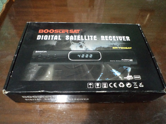 Receiver Digital Booster Sat!!!