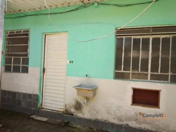 Kitnet Com 1 Dormitório Para Alugar, 25 M² Por R$ 450/mês - Taquara - Rio De Janeiro/rj - Kn0004