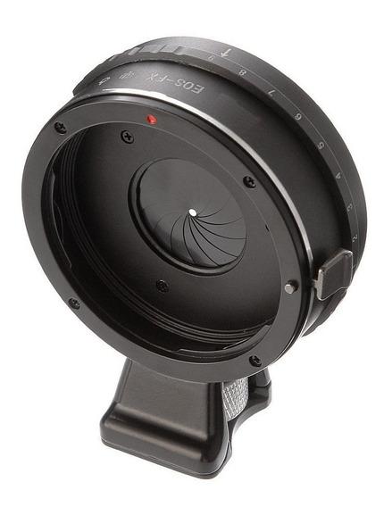 Anel Adaptador Lente Canon Ef Eos-fx Fuji X-pro1 X-e1