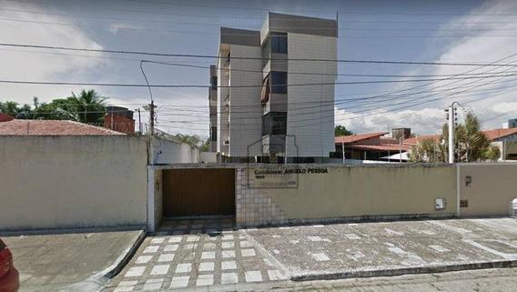 Apartamento Com 2 Dormitórios Para Alugar, 130 M² Por R$ 800/mês - Nova Descoberta - Natal/rnl0820 - Ap0431