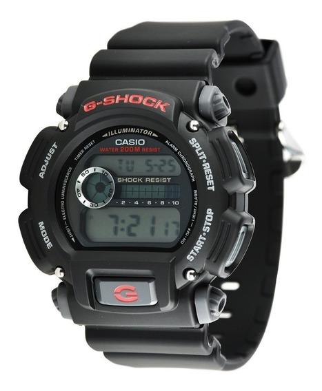 Relógio Casio Masc G-schock 9052-1vdr Original Barato