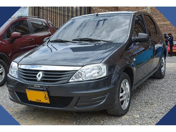 Renault Logan Expression 2012