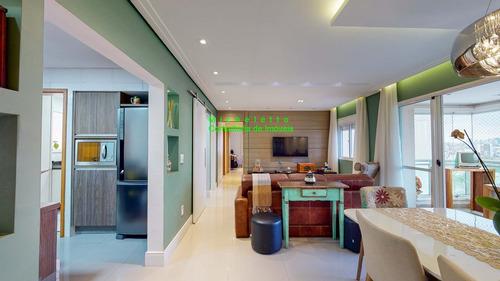Imagem 1 de 30 de Apartamento - Ap00316 - 68433185