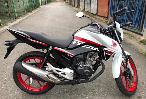 Imagem 1 de 15 de Honda Cg 160 Titan S