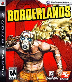 Borderlands Digital Ps3