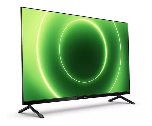 Imagen 1 de 6 de Smart Tv Hd 32 Pulgadas Philips 6800 32phd6825/77 Web Cuotas