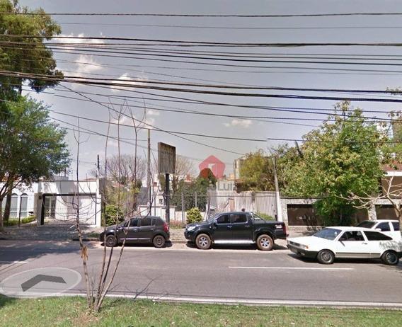 Terreno Residencial À Venda, Água Verde, Curitiba. - Te0023