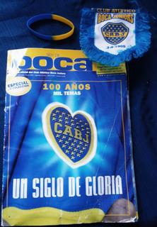 Revista Especial De Colección Boca Juniors