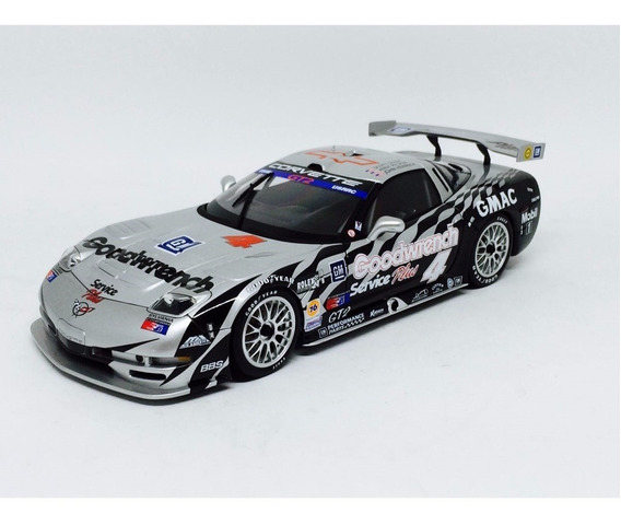 Chevrolet Corvette C5-r Gt2 24 Daytona 1999 1:18 Autoart
