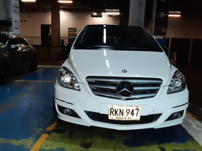 Mercedes Benz B180 Motor 1.7 Blanco Aut. 5 Puertas