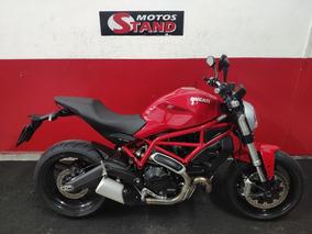 Ducati Monster 797 Abs 2018 Vermelha Vermelho
