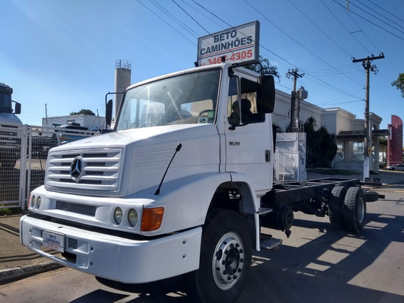Mb 1620 4x2 Chassi