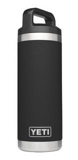 Rambler Bottle, Negro 18 Oz Botella Frio Calor