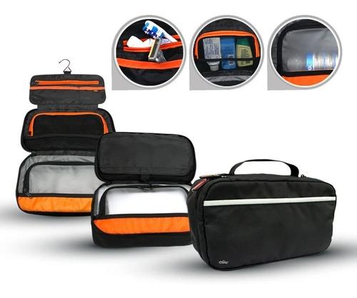 Neceser Viajero Para Higiene Y Cosméticos Travel Bag Ecology