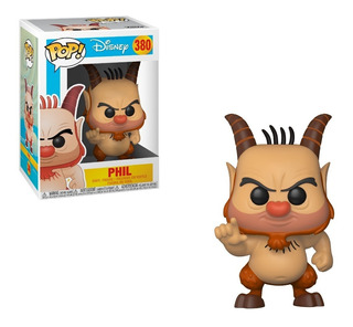 Funko Pop #380 - Phil - Hercules Disney - 100% Origina!!