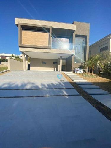 Imagem 1 de 23 de Casa Com 4 Dormitórios À Venda, 420 M² Por R$ 4.300.000,00 - Alphaville - Santana De Parnaíba/sp - Ca0976