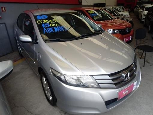 Honda City Lx 1.5 16v (flex) (aut.) Flex Automático