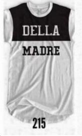 T Shirt Masculina Dellamadre