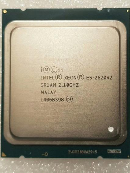 Dois Xeons E5 2620 V2