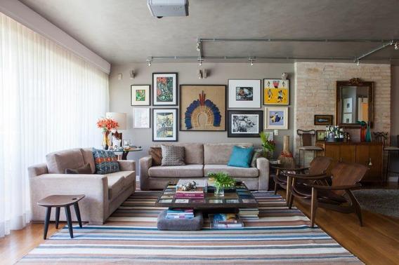 Casa Em Real Parque, São Paulo/sp De 353m² 4 Quartos À Venda Por R$ 3.380.000,00 - Ca228939