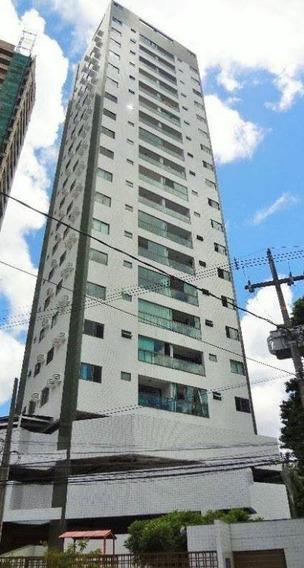 Apartamento Residencial À Venda, Casa Forte, Recife. Contato Com Eleonora Cardoso 99237-9240 Whatsapp - Ap1733