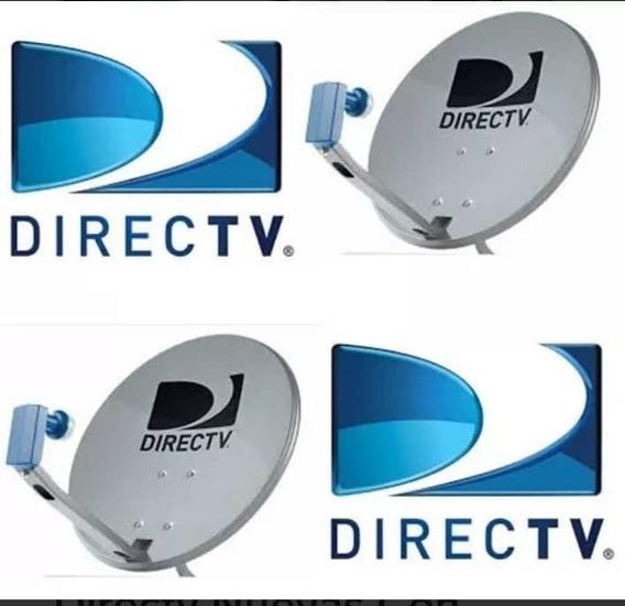 Decodificadores Directv Hd Prepagos Nuevos 110 V Con Antena
