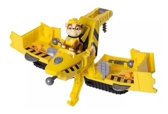 Patrulha Canina Flip & Fly Veículo Figura Sunny 1376 Modelos
