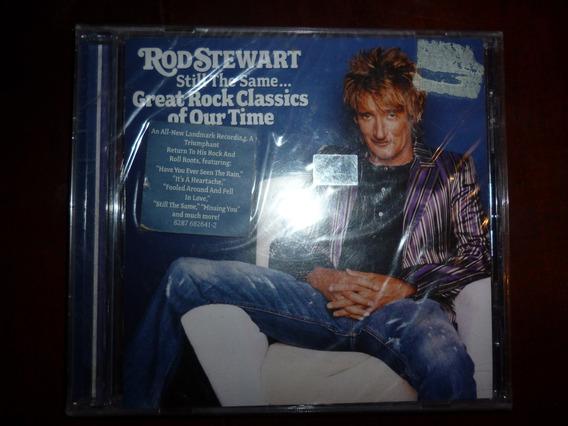 Vendo Cd De Rod Stewart Still The Same Great Rock Classics.