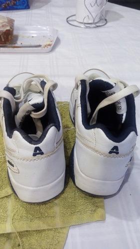 Zapatillas Addnice Blancas 31(20cm)
