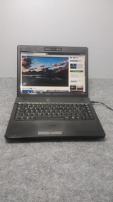 Notebook Leadership Dual Core 2 X 2,10 Ghz 3 Gb