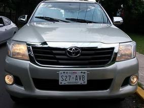 Toyota Hilux 2012 Doble Cabina Sr 4 Puertas