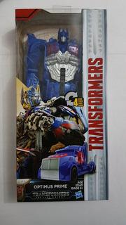 Transformers Optimus Prime The Last Knight 4 Pasos Hasbro
