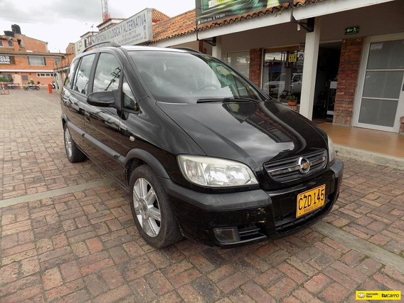 Chevrolet Zafira Full Equipo 2.0cc Mt Aa