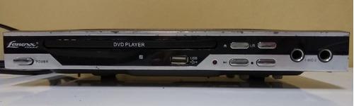 Reproductor De Dvd Player Lenoxx Dk-450 + Dvd´s De Regalo